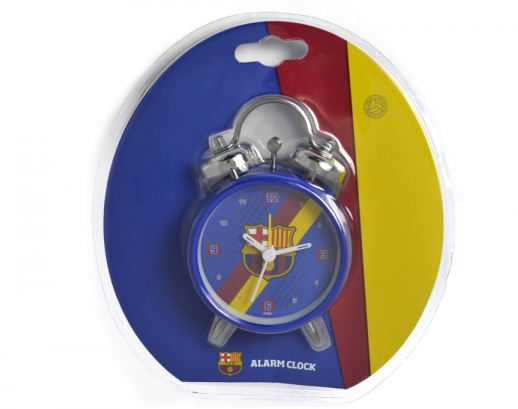 BARCELONA ALARM CLOCK