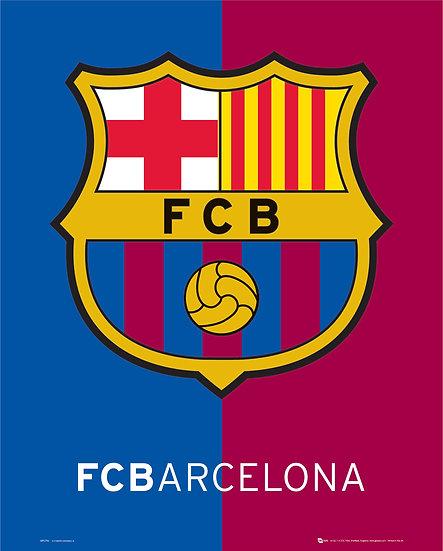 Barcelona Club Crest SP0850