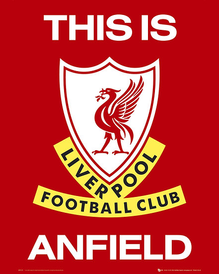 Liverpool This is Anfield Mini MP0129