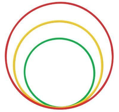 Vinex 30 inch hoop