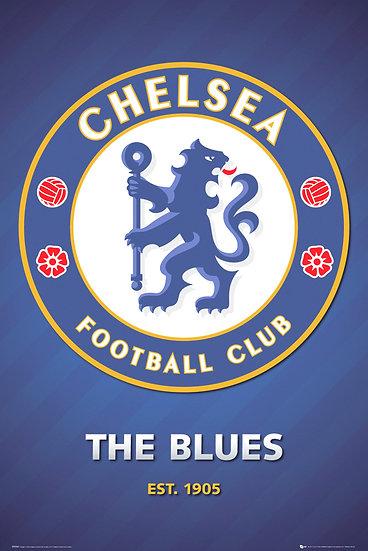 Chelsea Club Crest SP0860