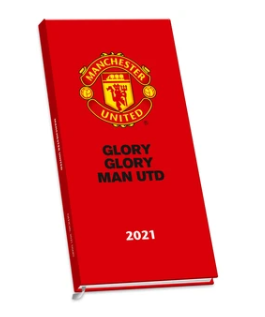 Danilo Man United slim pocket diary