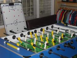 Foosball tables