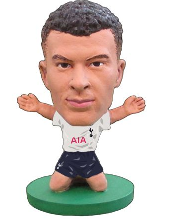 SPURS DELE ALLI CLASSIC KIT VERSION SOCCERSTARZ