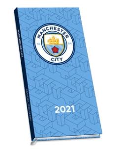 Danilo Man City slim pocket diary