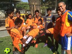 Fun at Prakrida Academy