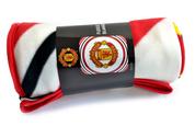 Man United fleece blanket