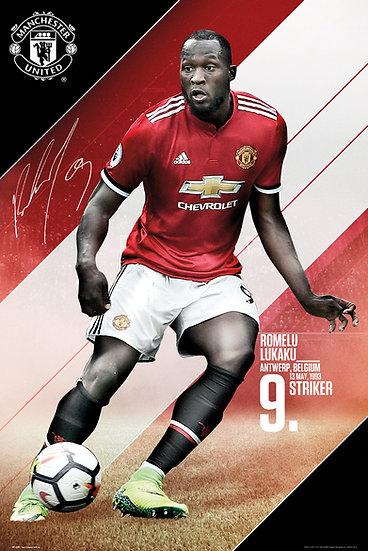 Manchester United  Lukaku 17-18 SP1448