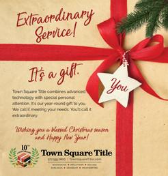 Company Christmas Ad