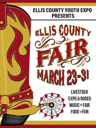 Ellis County Youth Expo Logo