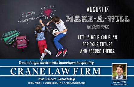 Crane Law Firm - Midlothian