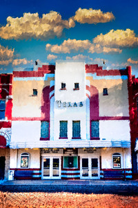 Historic Waxahachie Texas Theater