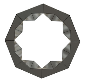 CAD render stacked bowl 2020