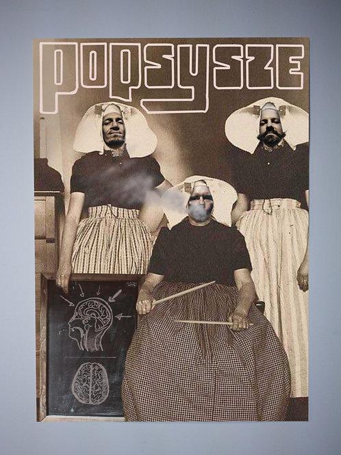 POSTER Popsysze | KUBA