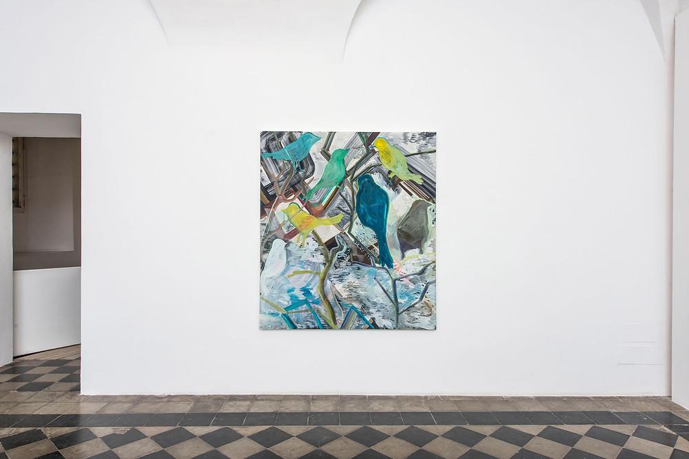 lorenza boisi ribot gallery arte contemporanea milano