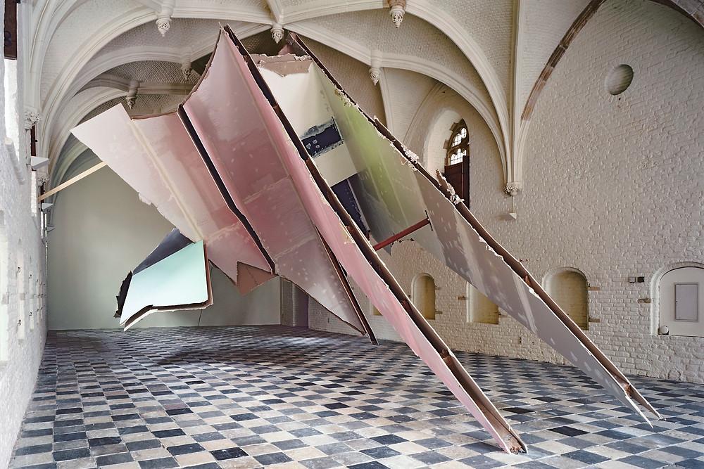 Felix Schramm Ribot gallery arte contemporanea milano