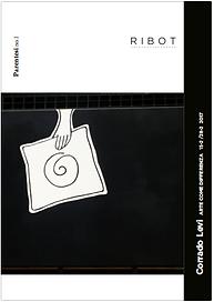 CORRADO LEVI PUBLICATION CATALOGUE RIBOT GALLERY