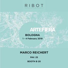 RIBOT @ARTEFIERA 2019