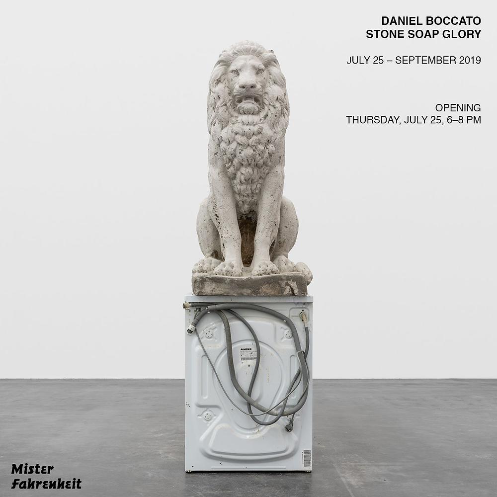 Daniel boccato Ribot arte contemporanea milano
