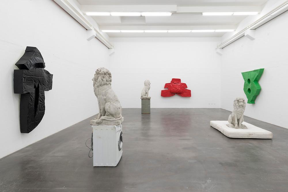 Daniel Boccato Ribot gallery arte contemporanea milano