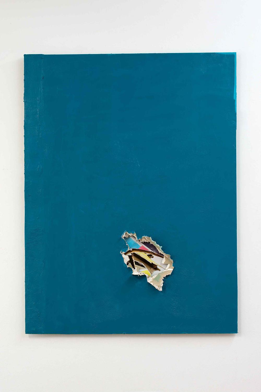 Felix Schramm ribot gallery contemporary art milan
