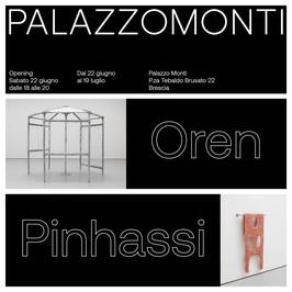OREN PINHASSI @PALAZZO MONTI