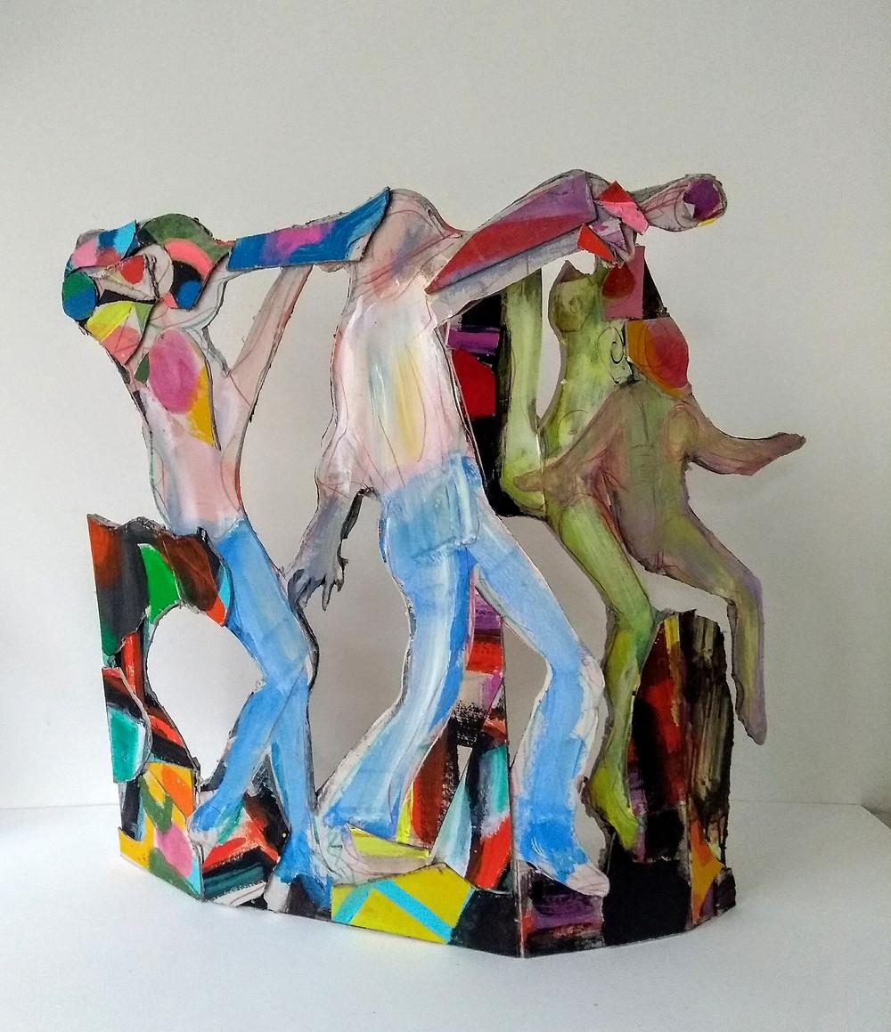 anne ryan ribot gallery contemporary art milan