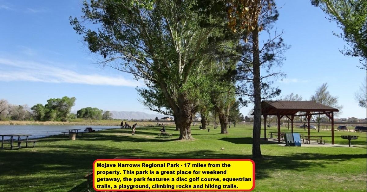 Mohave Narrows Regional Park