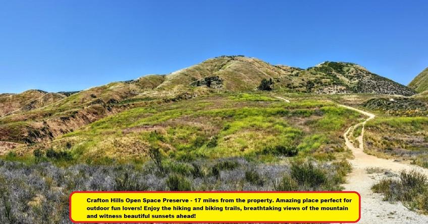 Crafton Hills Open Space Preserve
