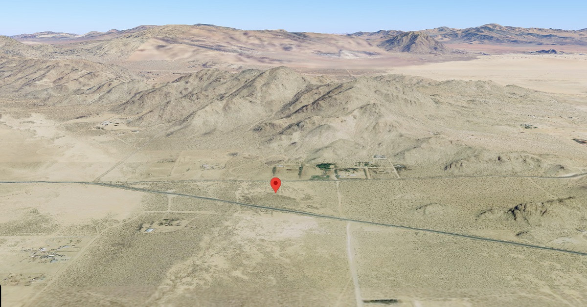 Property in Google Satellite View