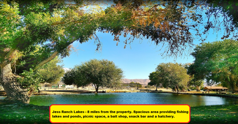 Jees Ranch Lakes