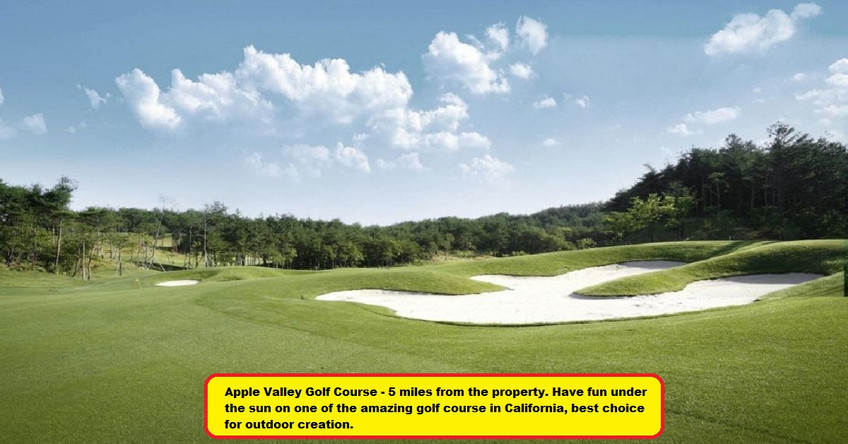 Apple Valley Golf Course