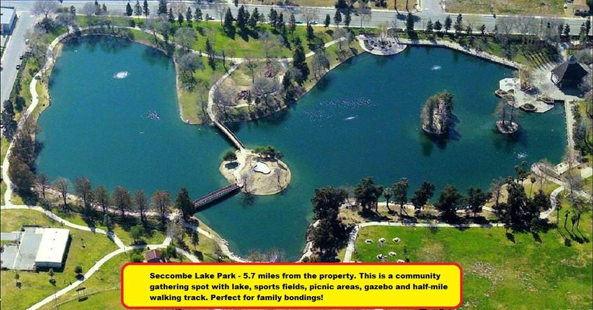 Seccomba Lake