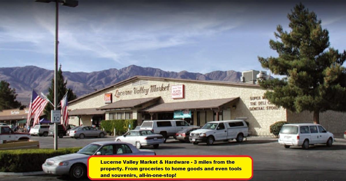 Lucerne Valley Market & Hardware