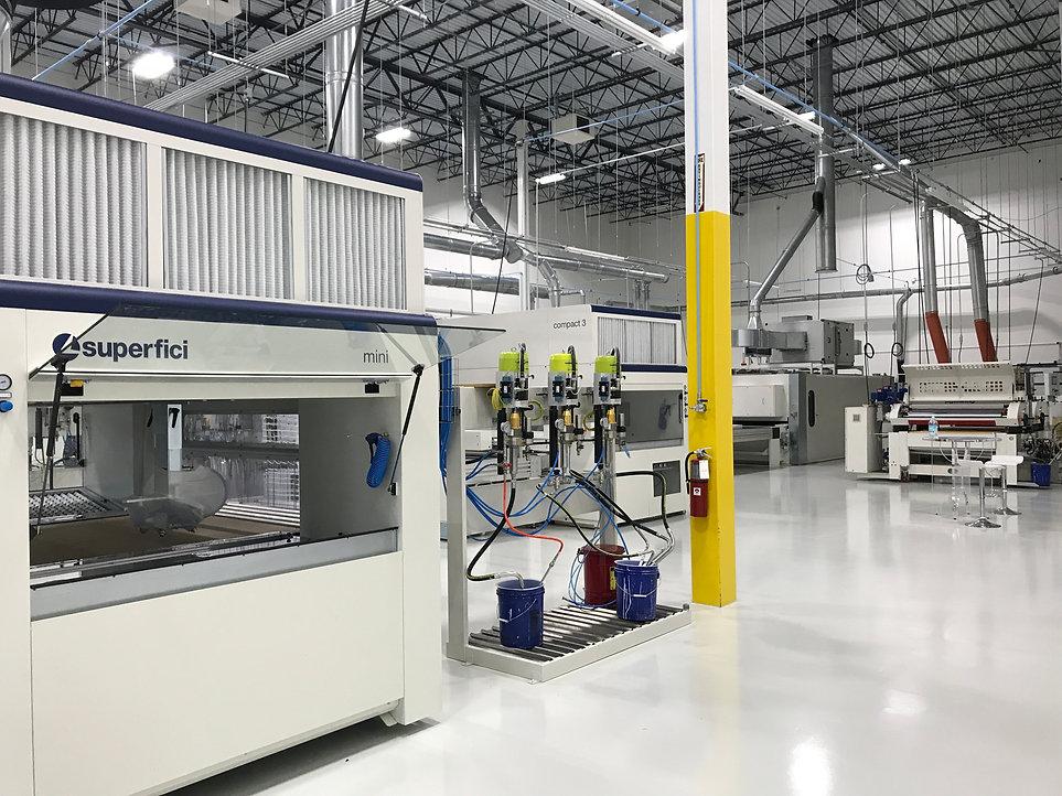 New Superfici America Lab
