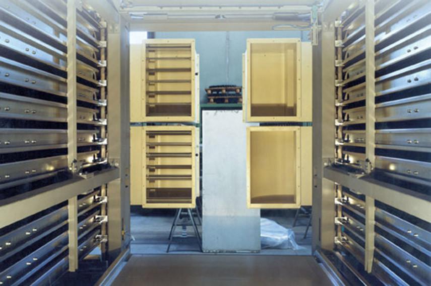 Superfici America Oven Interior