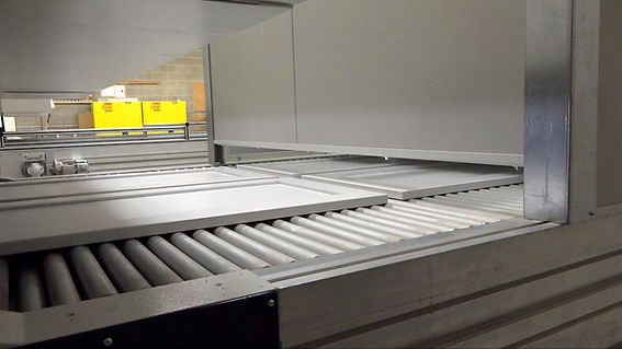 Superfici America Roller Conveyor