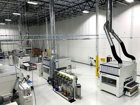 New Superfici America Automated Finishin