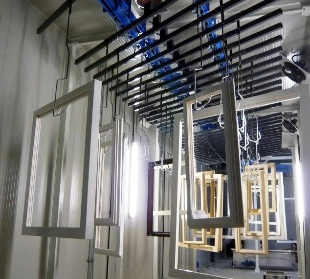 Superfici America Overhead Material Handling