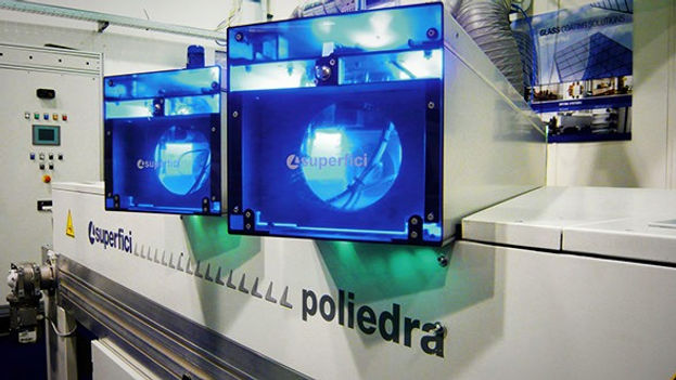Superfici America 3D UV Dryer Poliedea