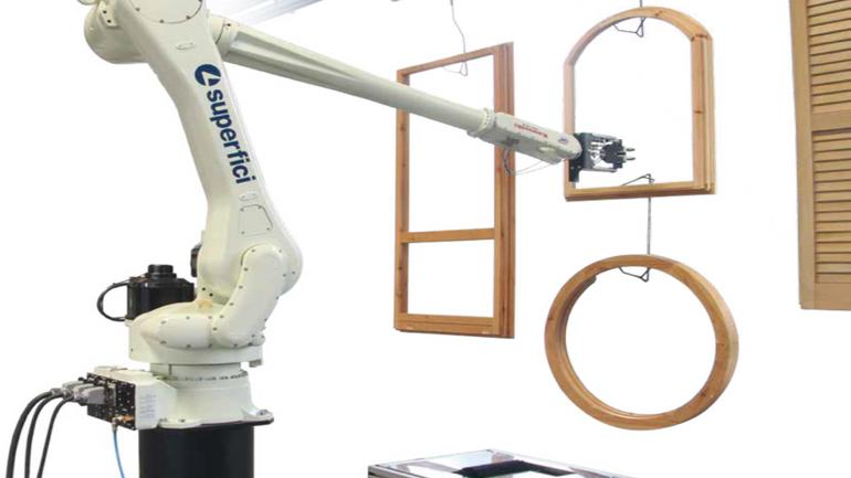 superfici america maestro robot