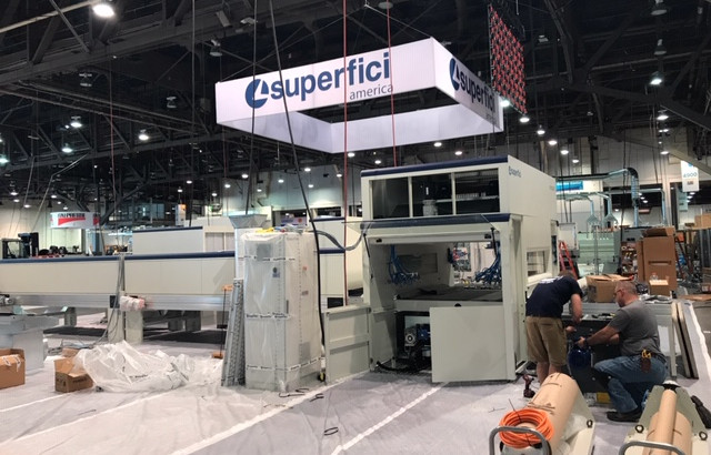 Success in Vegas is not a gambling matter for Superfici America