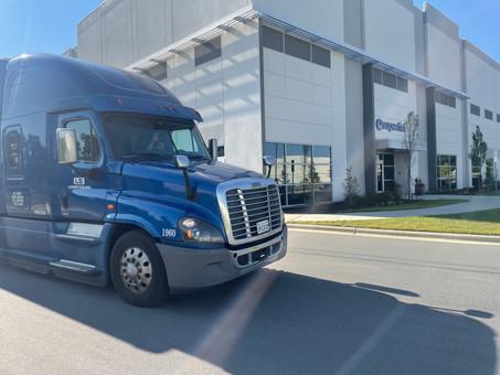 Trucker Caught Taking Machines From Superfici America!