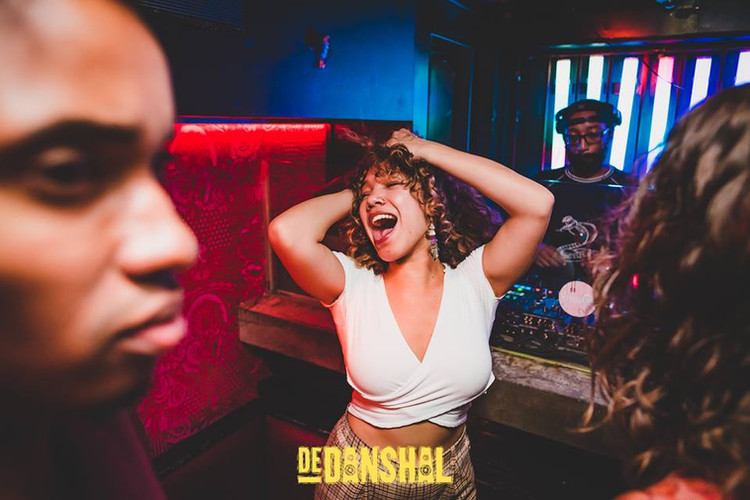 De Danshal Amsterdam