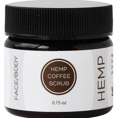 Hemp Coffee Scrub