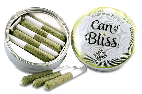 Can of Bliss Mini Pre-Rolls