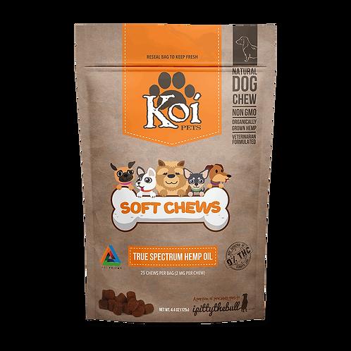 Koi Hemp Extract Pet Soft Chews