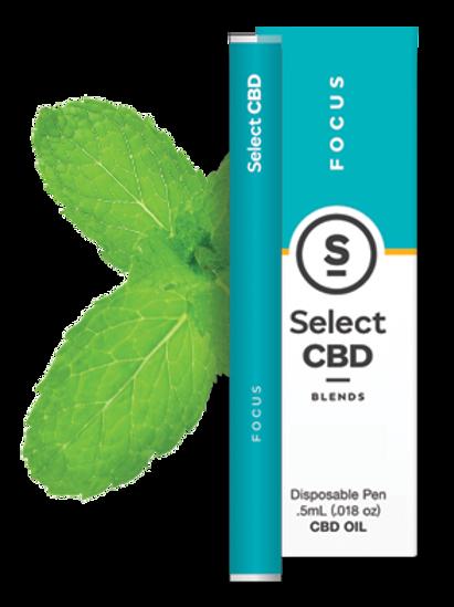 Select CBD Disposable Vape Pen (240mg)