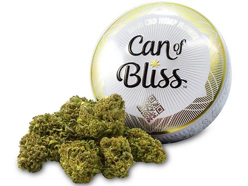 Can of Bliss Hemp Flower (4g)