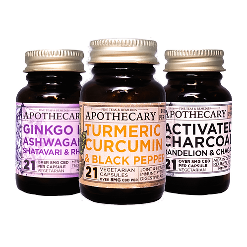 Apothecary Capsules